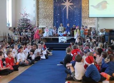 Christmas service 2018